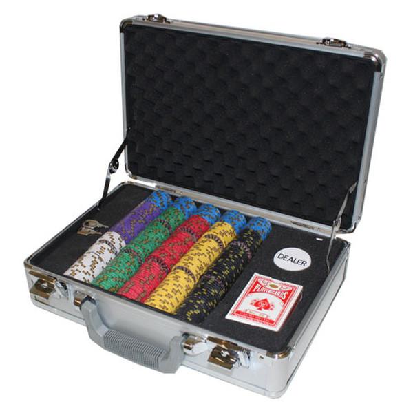 300 Nevada Jack Poker Chip Set with Claysmith Case