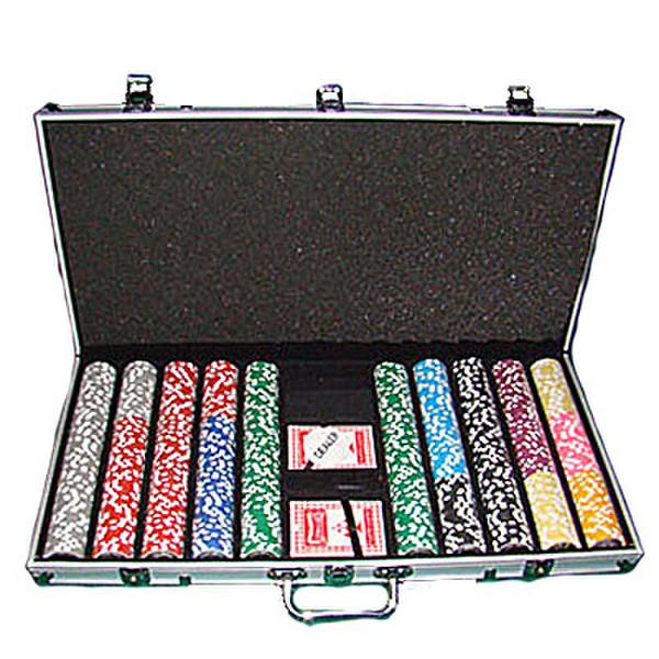 750 Yin Yang Poker Chip Set with Aluminum Case