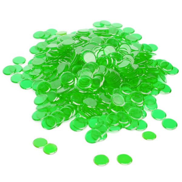 300 Green Bingo Chips