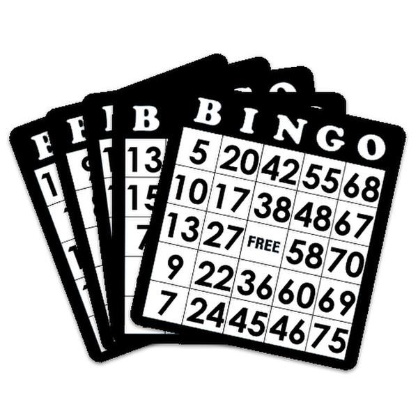18 Bingo Cards