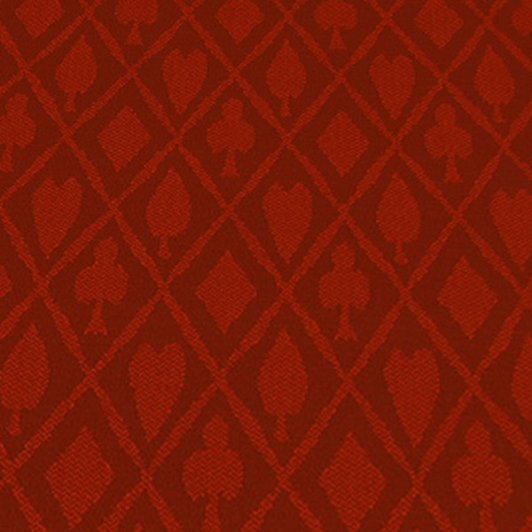 Red Suited Polyester Speed Cloth - 1 Foot section