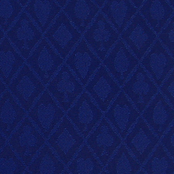 Royal Blue Polyester Suited Speed Cloth - 10 Foot section