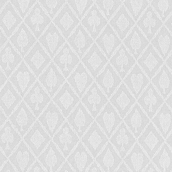 White Suited Polyester Speed Cloth - 10 Foot section