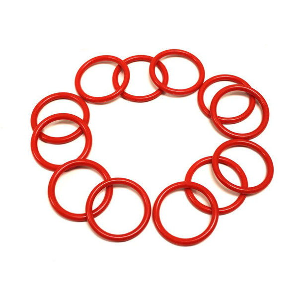 """12 Pack Small Ring Toss Rings with 2.125"""" in Diameter"""