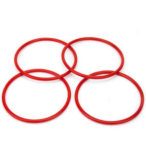"""4 Pack Large Ring Toss Rings with 5"""" in diameter"""