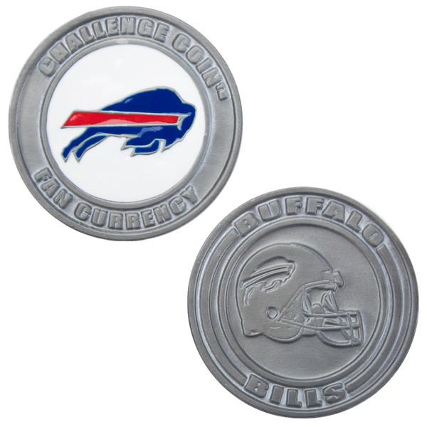 Challenge Coin Card Guard - Buffalo Bills