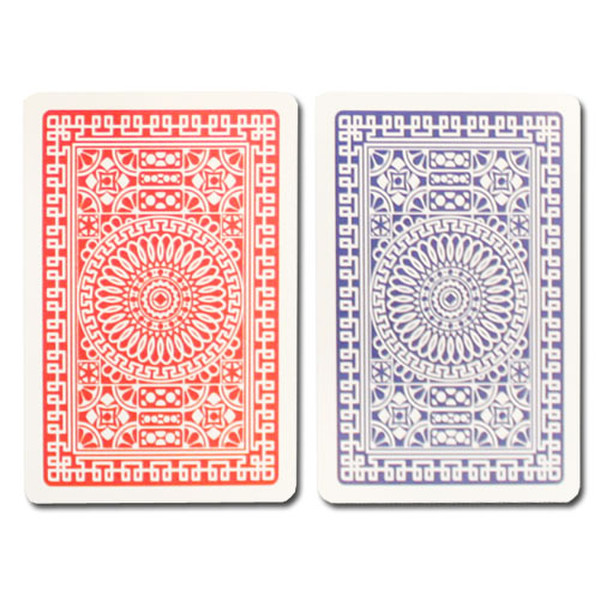 Modiano Club Poker Red/Blue 4-COLOR