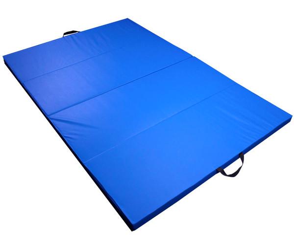 Blue Children's and Gymnastics 4' x 6' Tumbling Mat