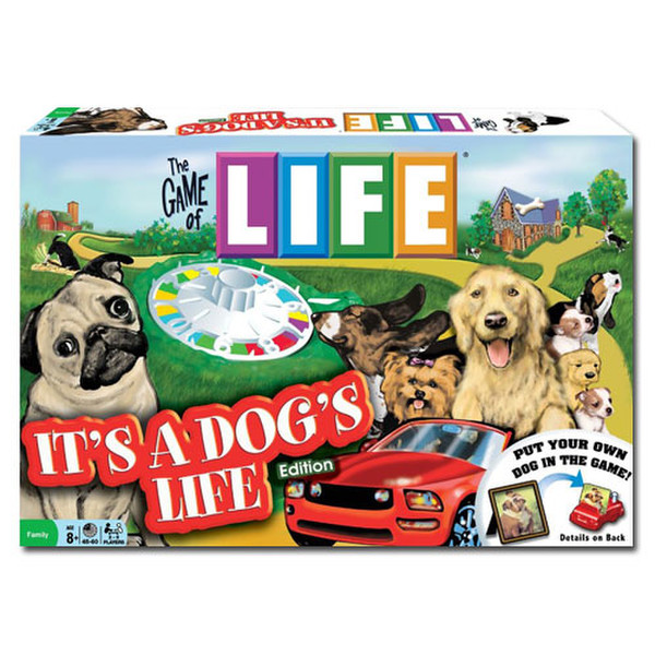 The Game Of Life: It's A Dog's Life Edition